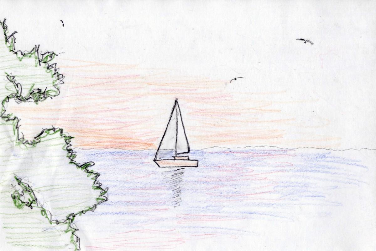 Sailboat Question illustration
