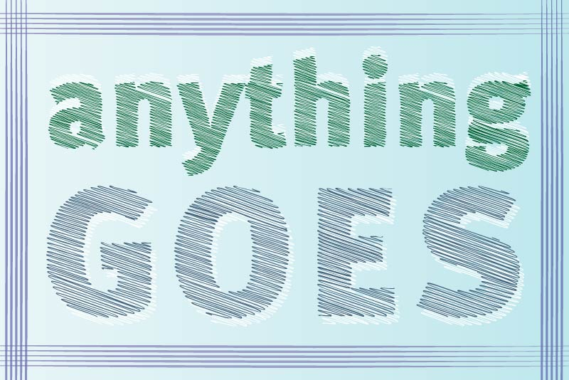Anything Goes illustration